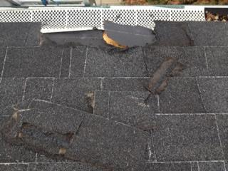 San Rafael Roofers Complete Installation oF Free New Roof For Novato Family