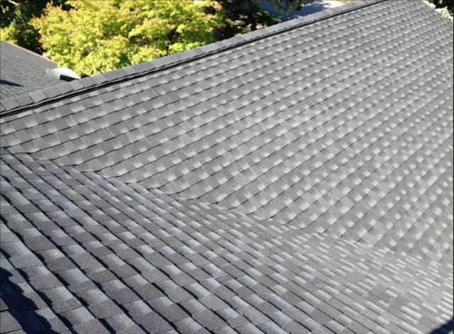 Kentfield Roofing Job